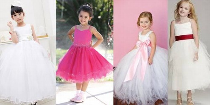 childrens wedding dresses