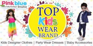 05ffc73fcb PinkBlueIndia: An Exclusive Kids Wear Brand for Designer Clothes