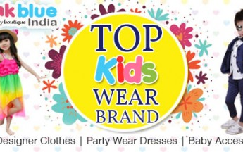 PinkBlueIndia: An Exclusive Kids Wear Brand for Designer Clothes