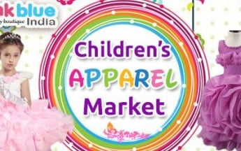 Changing Trends in Children's apparel market in India