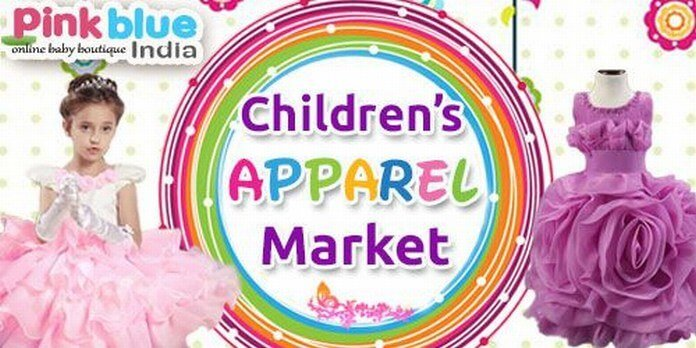 Indian kid's wear market