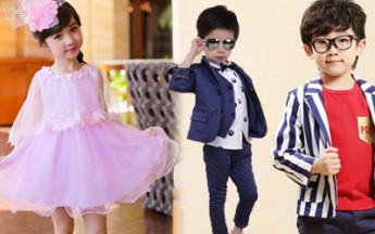 Elegant Indian Kids Wear