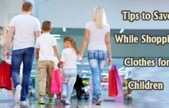 Tips to Save While Shopping Clothes for Children in India