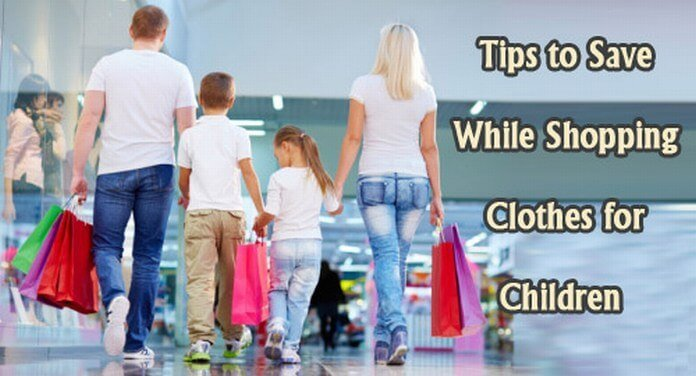 Shopping Clothes for Children india