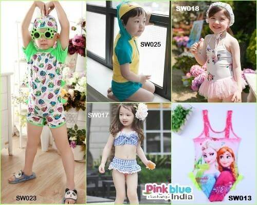 kids summer Swimwear