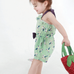 Baby Girl Summer Halter Jumpsuit