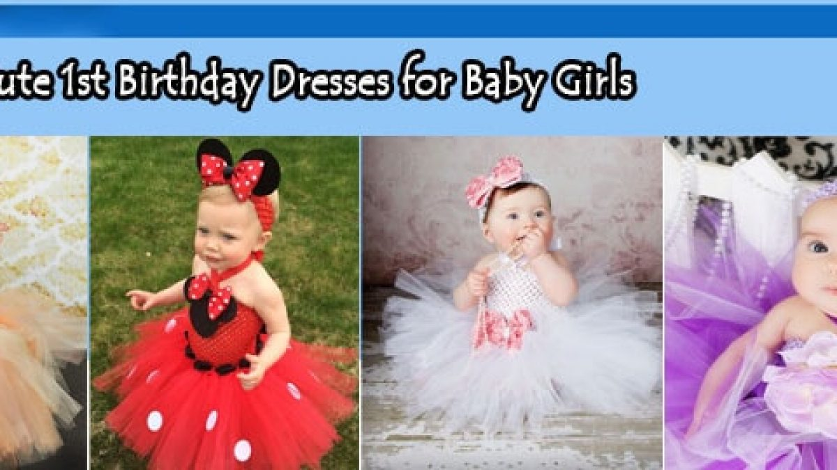 5 Best Cute 5st Birthday Dresses for Baby Girls For Every Season