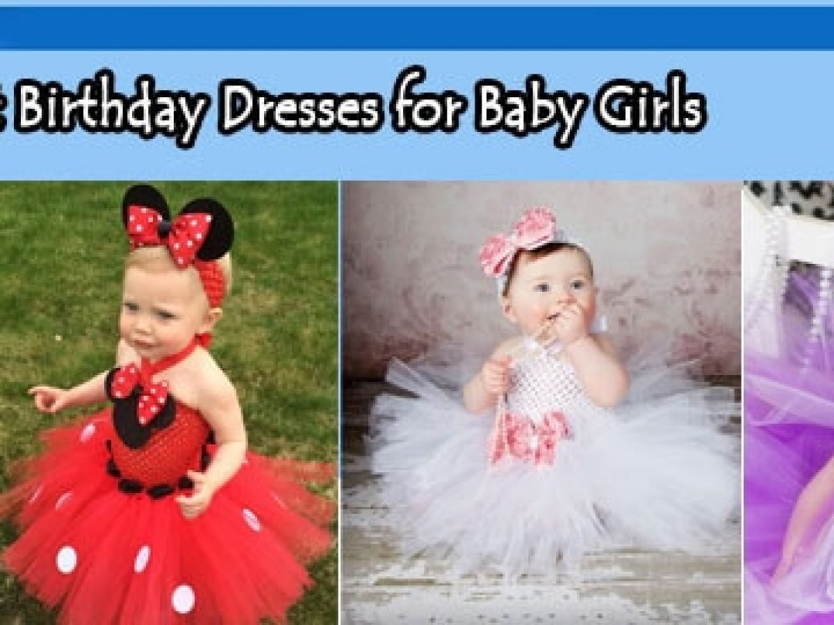 6 Best Cute 6st Birthday Dresses for Baby Girls For Every Season