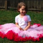 First Birthday Tutu Skirts