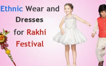 Latest Ethnic Wear and Dresses for Rakhi Festival