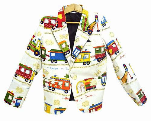 Children's Blazer Jackets for Raksha Bandhan