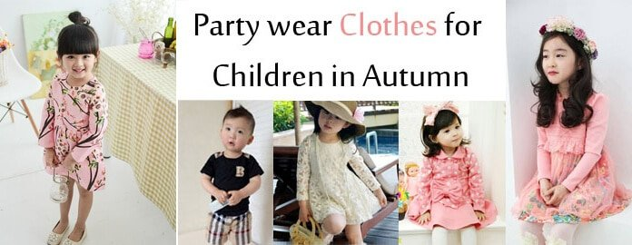 Party wear Clothes for Children