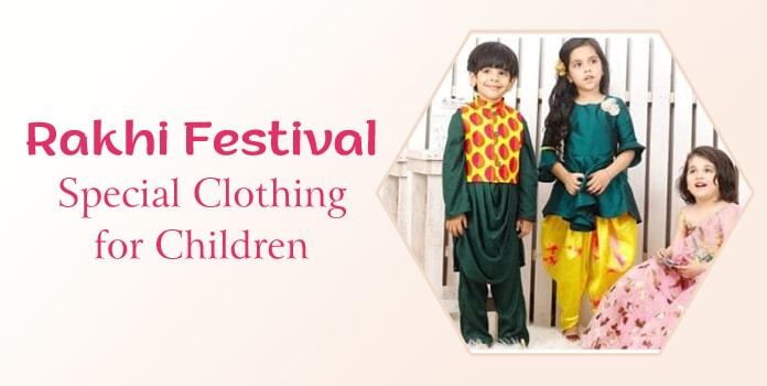 Rakhi Festival dress India