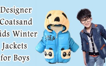 Smart Designer Coats and Kids Winter Jackets for Boys in India