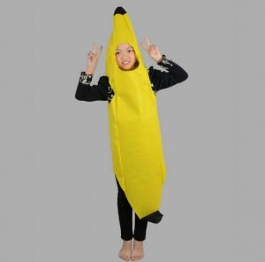 Yellow Banana kids Fancy Dress