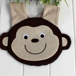 Monkey Feeding & Nursing Bibs