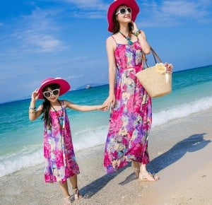 Mother Daughter Sundress
