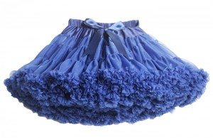Navy Blue kids Tutu Skirt