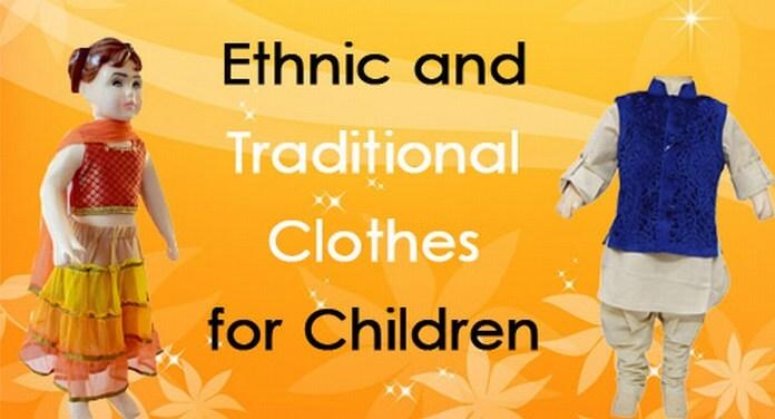 Ethnic Clothes for Children