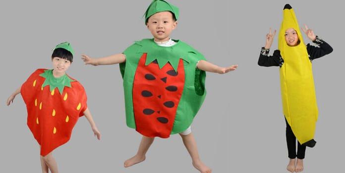 Kids Fruit Fancy Dress Costume Ideas