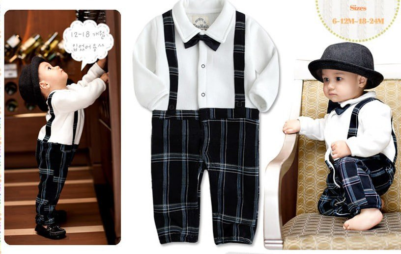 First Birthday Baby Clothing and Outfits for Children in India