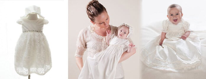 Baby Christening Dresses and Gowns