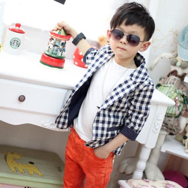 Stylish Baby Boy Profile