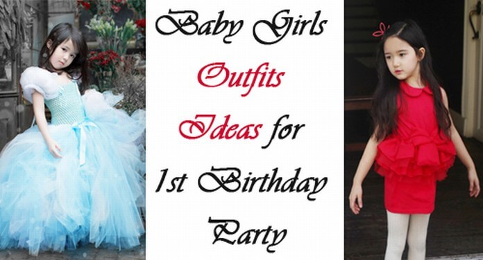 First Birthday Outfits ideas
