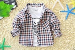 baby boy Western Shirt