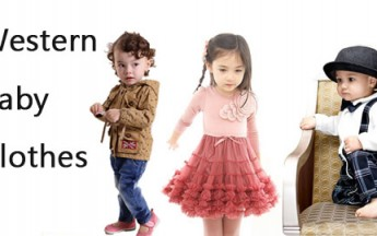 Trendy Western Baby Clothes For Girl and Boys in India