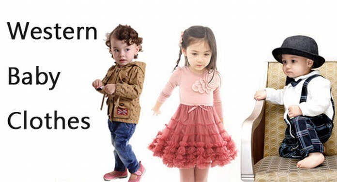 Western Baby Clothes For Girl and Boy