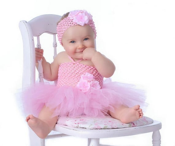 133f59bdeb6a First Birthday Tutu Outfits and Dresses for One Year Old Baby Girl