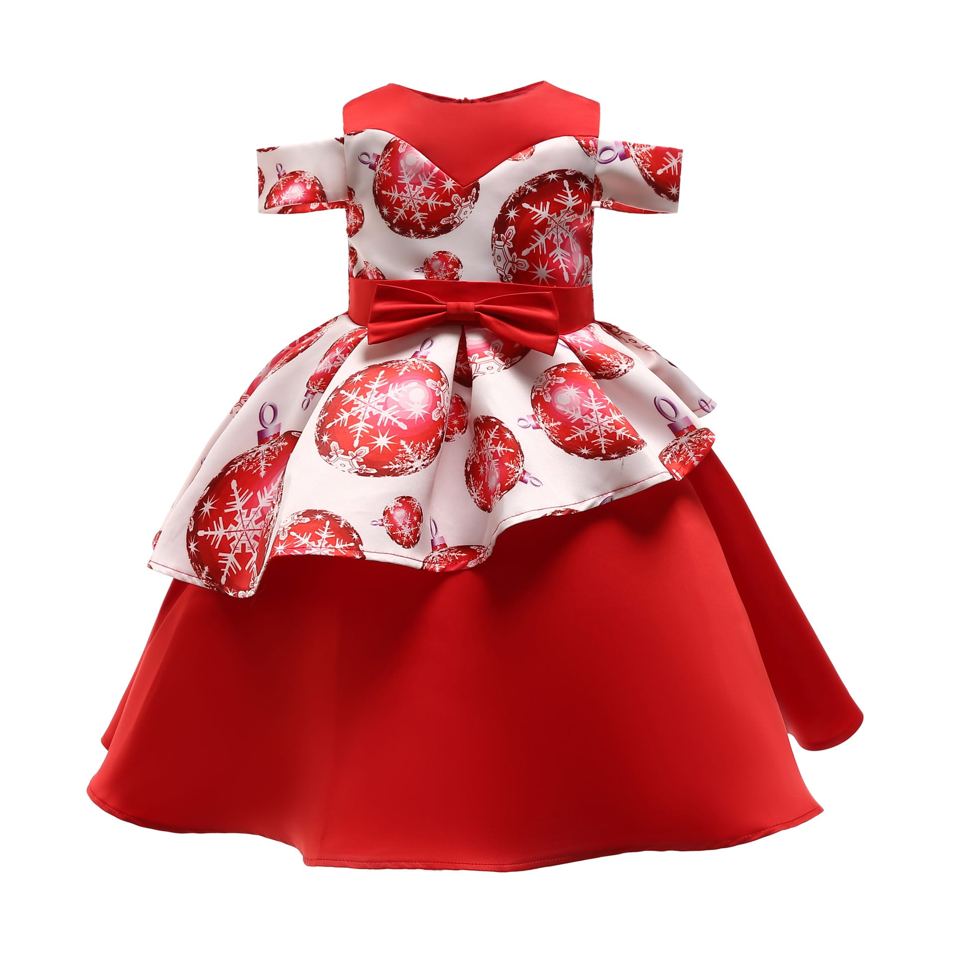 89fb64931 First Christmas Outfit for Baby Girls Between 1-8 years