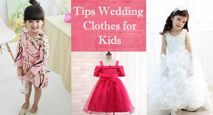 Wedding Clothes for Indian Kids