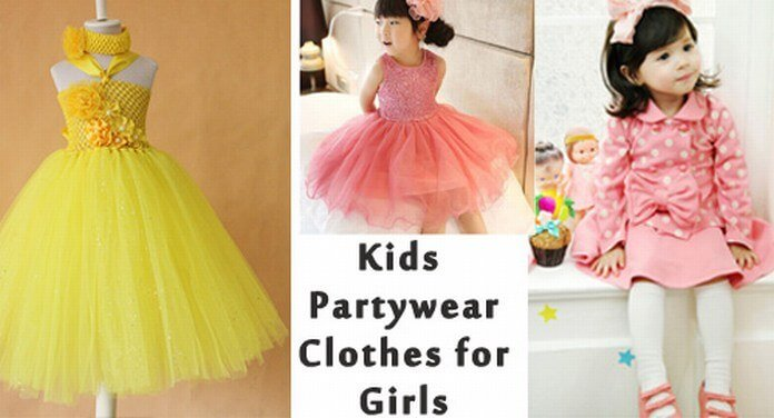 fd480ef5ced0a 10 Cute Kids Partywear Clothes for Girls this Season