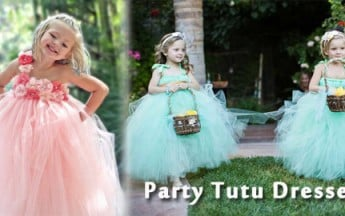 Beautiful Tutu Dresses For Weddings and Special Occasion