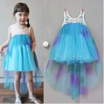 Little Princess Frozen Elsa Dress
