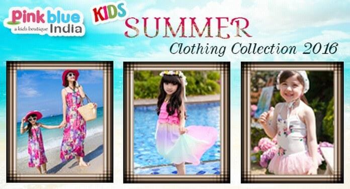 Kids Summer Clothing India