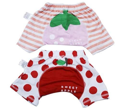 baby summer shorts