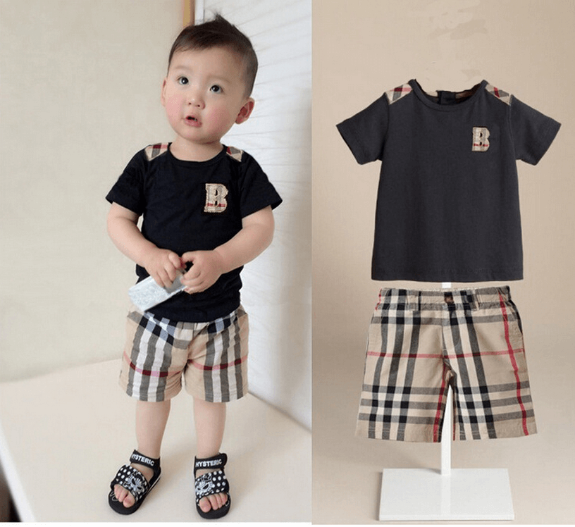 Kids Summer Boys Dresses