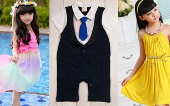 10 Best Summer Clothes for Kids in India