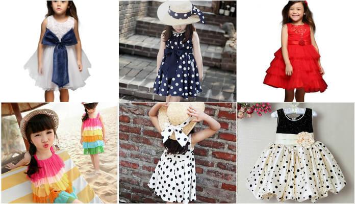 Summer Dresses for Baby Girls under 1500