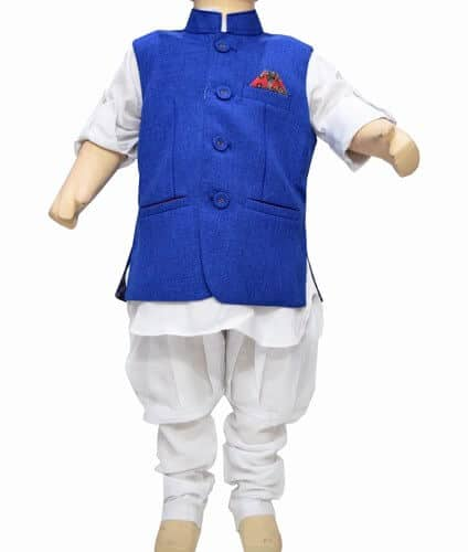 Kids Boys Ethnic Wear