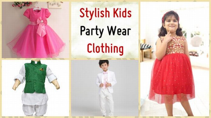 Kids Party wear Clothing