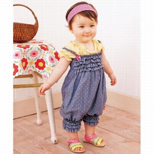 Kids Party Wear Jumpsuits