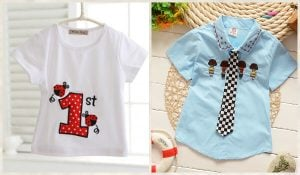 kids Shirt and T-shirt