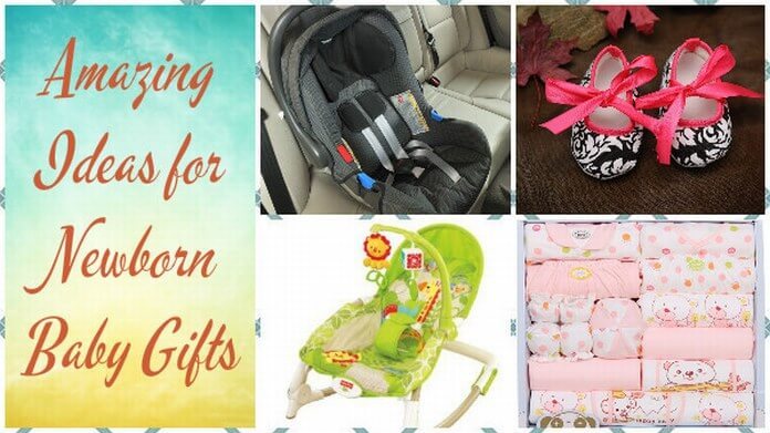Baby Girl Gift Ideas: 8 Creative Amazing Ideas For Newborn Baby Gifts