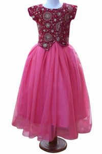 Petty Ethnic Gown for kids