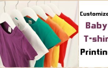 Cute Customized Baby T-shirt and Tees Printing in India