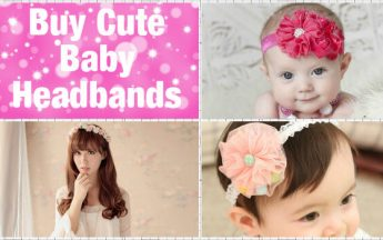 Where to Buy Cute Headbands for Newborn Babies in India